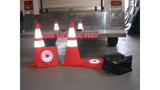 EZ-Stor Safety Road Cones