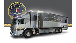 FBI Custom Command Vehicle
