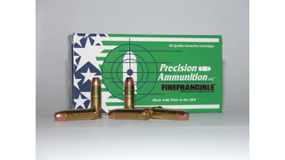 FireFrangible Plated Lead-Free Frangible Ammunition