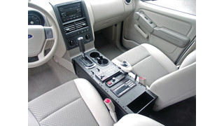 Ford Explorer Vehicle Specific Console