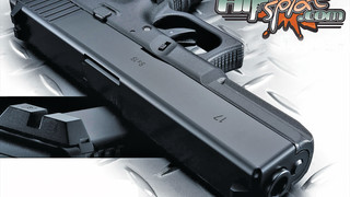 G17 Gas Training Airsoft Gun