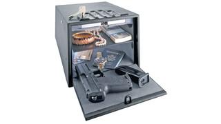 GunVault pistol safes