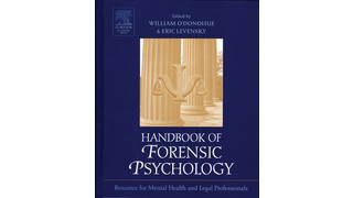 Handbook of Forensic Psychology