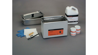 HCS 200 Ultrasonic Cleaning System