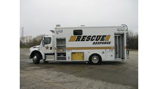 HERO Multi-Purpose Rescue/Response Truck