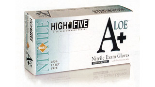 HIGH FIVE Nitrile Exam gloves