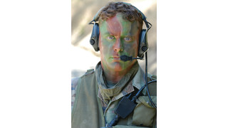 High-treat Tactical Whisper-mic Headset