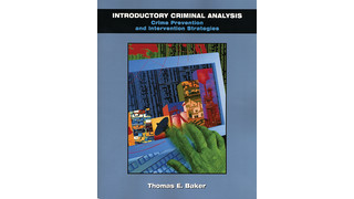 Introductory Criminal Analysis
