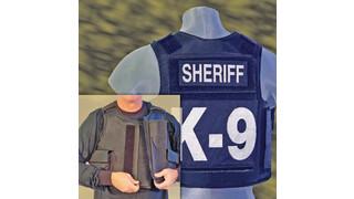 K9/Raid Vest