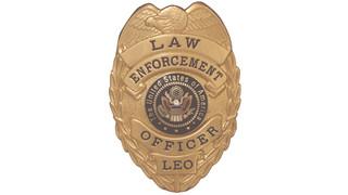 Law Enforcement Badge