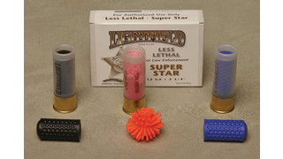 Less-lethal Ammunition