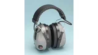 Level-Dependent Electronic Ear Muff