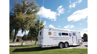 Mobile command and communication centers