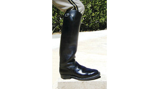 Motor Patrol Boots
