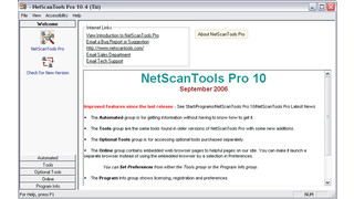 NetScanTools Pro 10.3