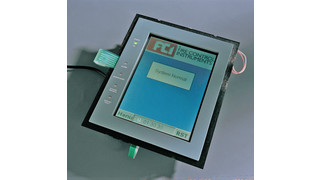 NGA Network LCD Annunciator