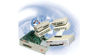 PCMCIA Imaging Pod