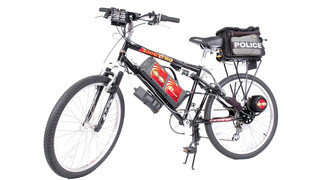 Police Edition Bicycle