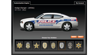 Public Safety Vehicle Graphics Web Site
