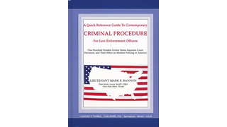 Reference Guide to Criminal Procedure
