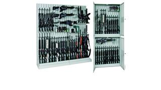 Secure Gun Rack
