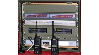 ST2800 Quick Deployable Emergency Integrated Communications System