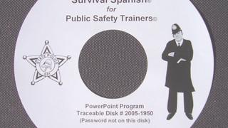 Survival Spanish for Law Enforcement Trainers