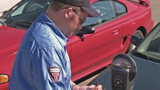 T2 Flex parking management system