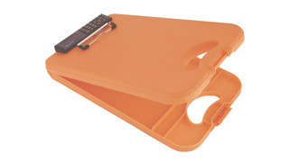 Tangerine DeskMate II with Calculator
