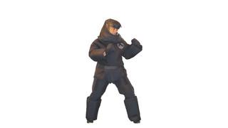 TASER Simulation Training Suit