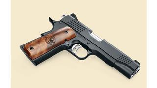 TLE II duty pistol