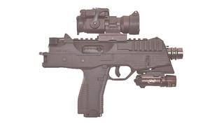 TP-9 pistol
