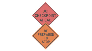 Work Zone Series Signs and Stands