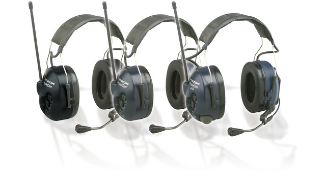 2-way radio headsets