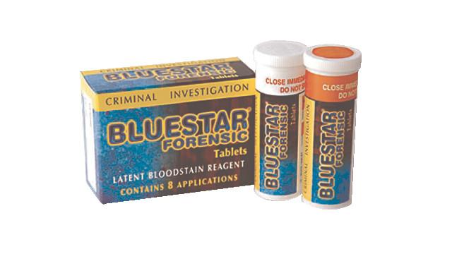 BLUESTAR Forensic Tablets