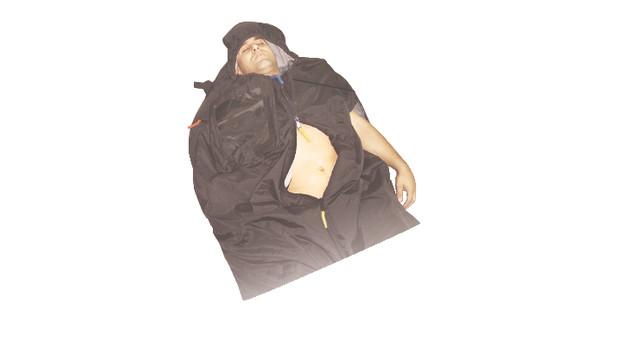 Casualty blanket