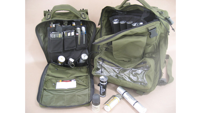 Chemical Solutions and Ordnance Carrier