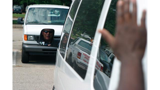 Defensive driving: 15-passenger Van