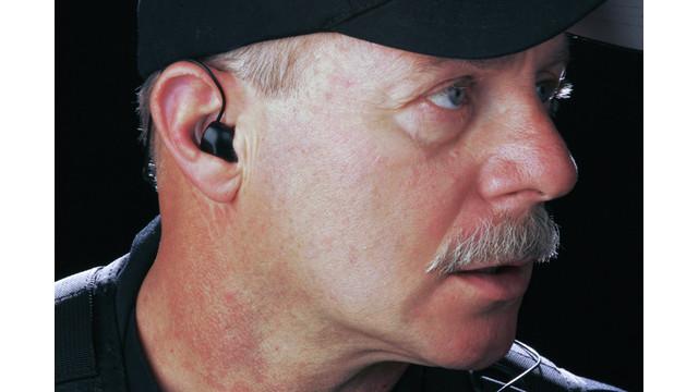 Invisio Bone Mic Cell Phone Headset