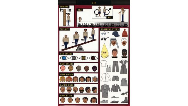 Kwikpoint Law enforcement Visual Language Translator