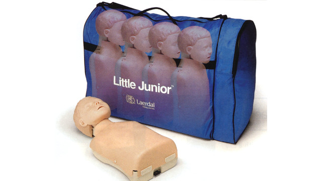 Laerdal Little Junior Child CPR Manikin