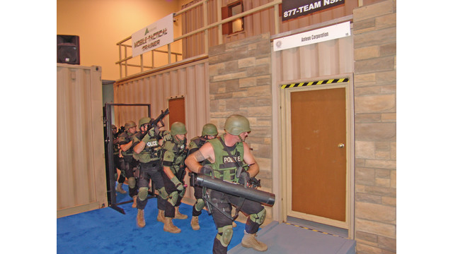 Mobile Tactical Trainer