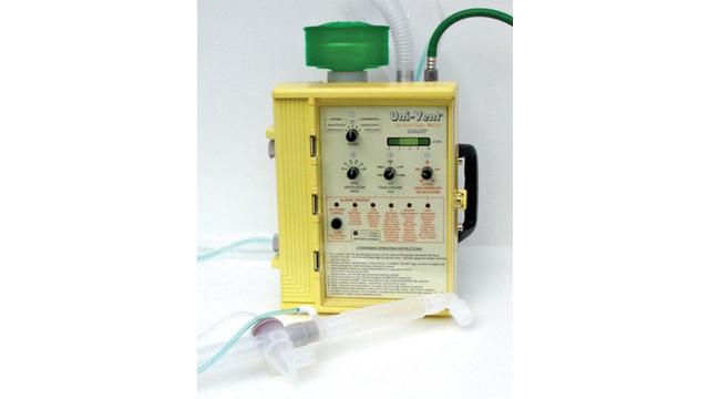 Model 73X Ventilator