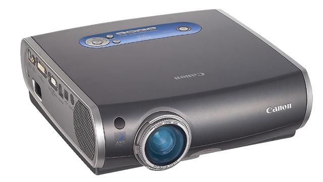 REALiS SX50 Multimedia Projector
