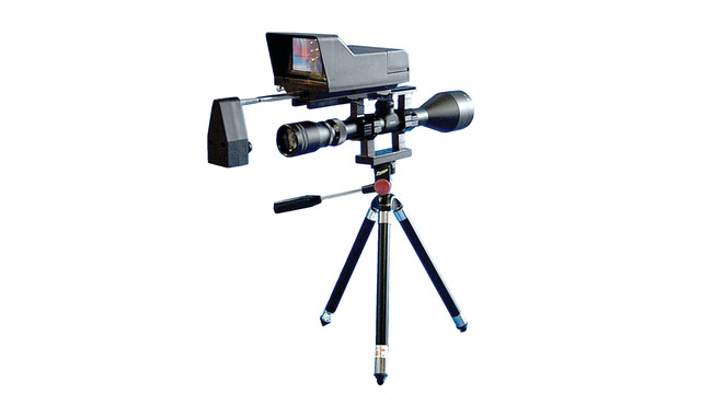 SCOPECAM Telescopic Video System