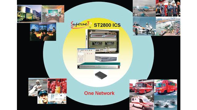 ST2800 SuperneT Integrated Communication System