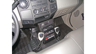 2008 Ford F-Series Vehicle Specific Console