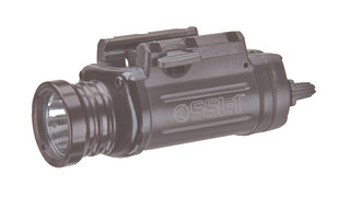 MIL-SpecSSL-1 pistol/rifle mounted tactical illuminator