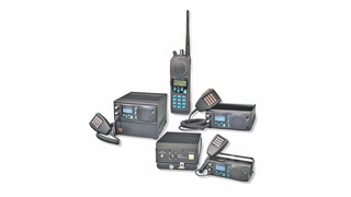 P-25 radio software upgrade package