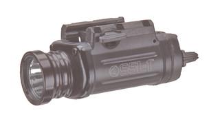 MIL-SpecSSL-1 pistol/rifle mounted tactical illuminator